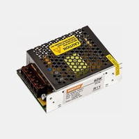 12V LED Power supply interior MAKSILED MLPS NW 60 12, 60 W, 5A, IP20