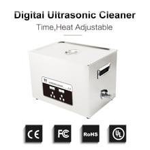 30l 15l 10l industrial líquido de limpeza ultrassônico 6l 3l 2l placa pcb peças de motor do molde dpf oxidação óleo remover a máquina limpeza ultra-som