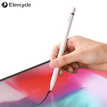 High quality Active Capacitive Pen High Precision Stylus Mobile Phone Tablet Stylus for iphone ipad metal Magnetic Drawing Pen new originalfor cube cep01 i7book tablet pc active stylus special for i7book i7 stylus mix plus stylus pen