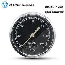ALCON Ural CJ K750 120/Km 160/km Original Speedometer with Headlight Turn Light For Bmw R1 R12 R50 R71 M72
