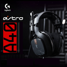 Logitech Astro A40 Wired 7.1 Channel Gaming Headphone Headset With Microphone Suitable For PC PS4 Xbox E Sports players