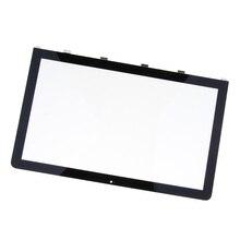 21.5in LCD cam Panel ön ekran koruyucu onarım için iMac 2011 A1311 ekran cam lens kapağı paneli dış ekran çerçeve cam