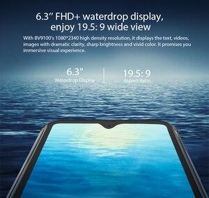 """Image 5 - Blackview BV9100 IP68 Su Geçirmez smartphone 4GB + 64GB 6.3 """"MT6765V Octa Çekirdek 2.3GHz 16MP Android 9.0 NFC 13000mAh 30W Hızlı Şarj"""