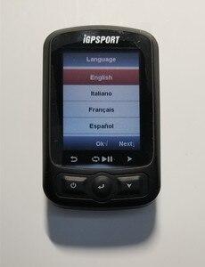 Image 4 - Компьютер IGPSPORT ANT + GPS IGS618, беспроводной Велосипедный Bluetooth секундомер, водонепроницаемый велосипедный датчик, спидометр, компьютер