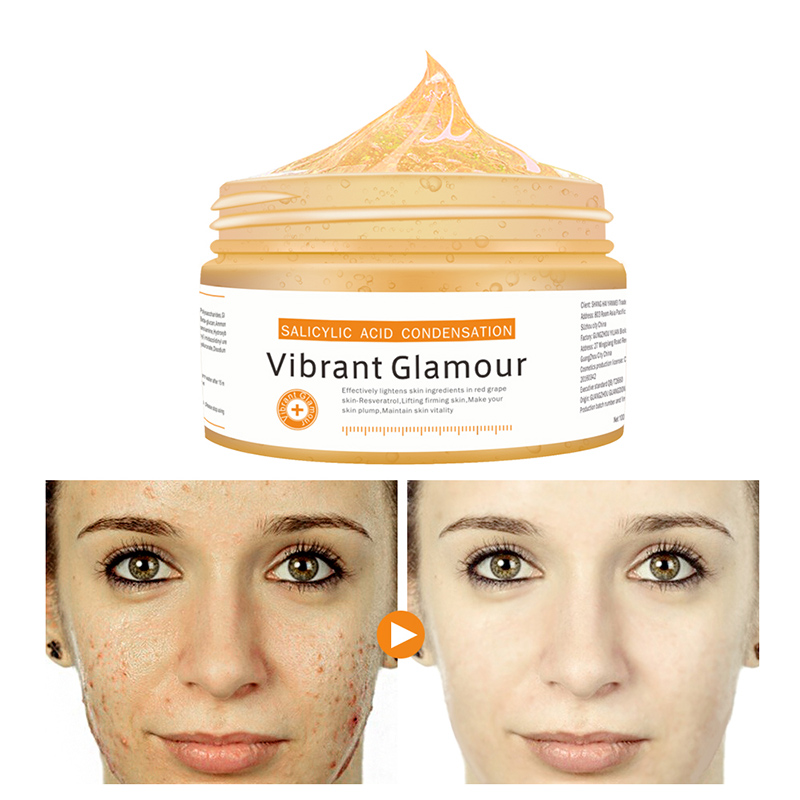 Moisturizing Face Cream Skin Care Salicylic Acid Dracaena Essence Resveratrol Essence Face Mask MH88