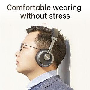 Image 5 - Fone de ouvido sem fio bluetooth fio fone de ouvido para jogos gamer 9d hifi studio fone de ouvido profissional com microfone para xiaomi huawei