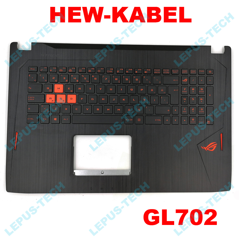 New for Asus UX303 UX303L UX303LA UX303LB UX303LN UK Backlit Keyboard Palmrest