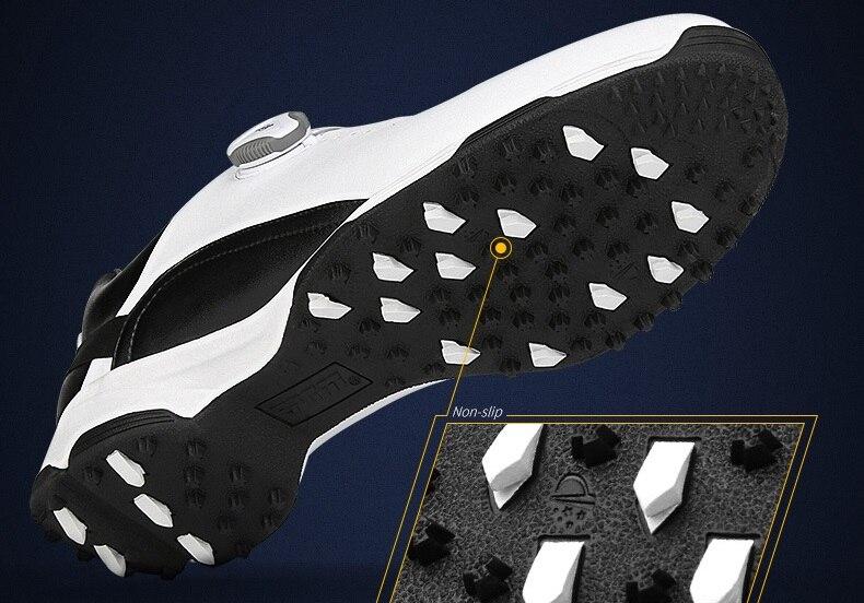esportivos cravados anti-escorregadio tênis d9103