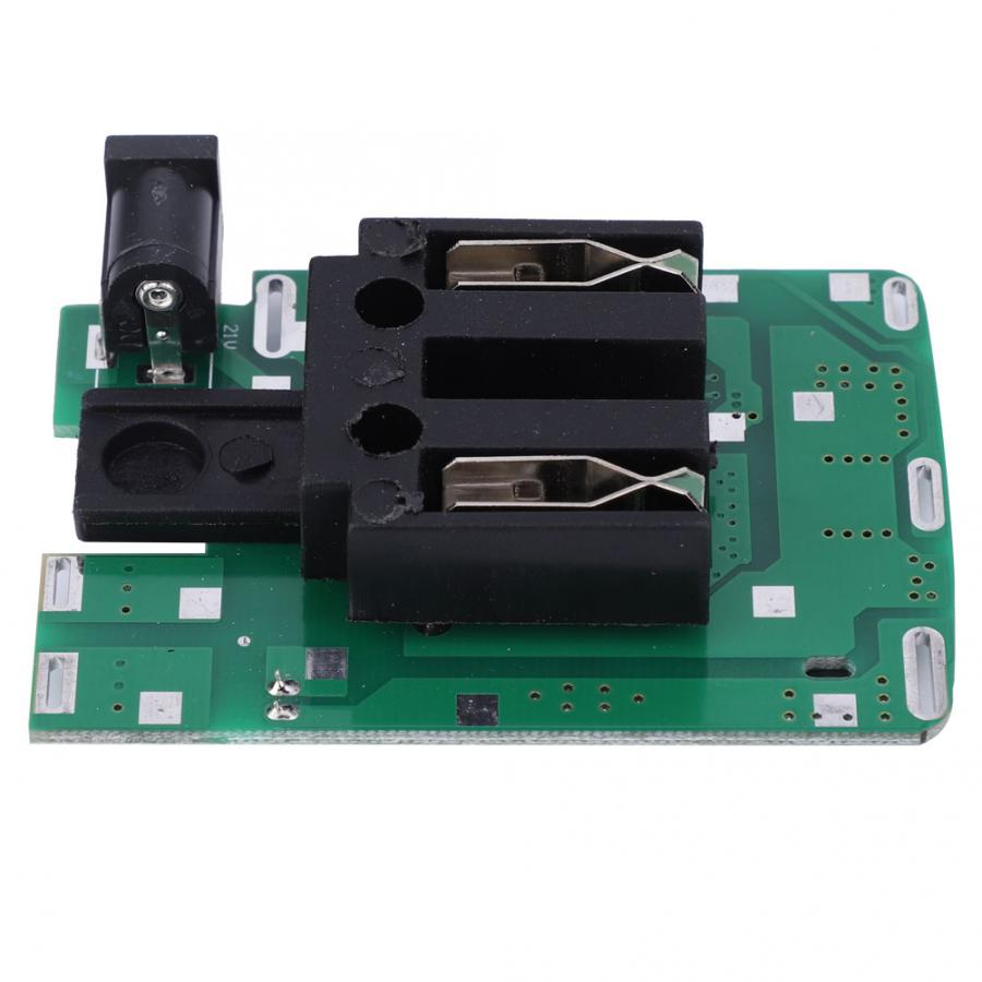 XL-MH9955 5 Series Lithium Battery Protection Circuit Board 21V Power Tools Lithium Drill 18650 Li-ion Battery Module