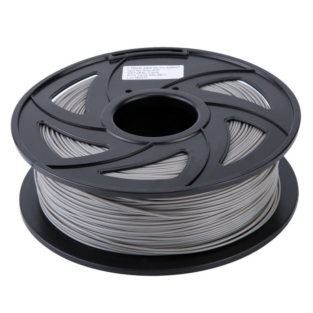 330 M 3D Printing Consumables 1.75mm Wire Diameter PLA Material 1KG Supplies  11 Colors