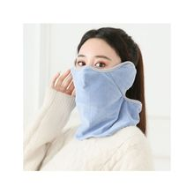 Unisex Winter Cold Masks Warm Scarf Children Windproof Ear Protection Mask Neck Scarf X5XC