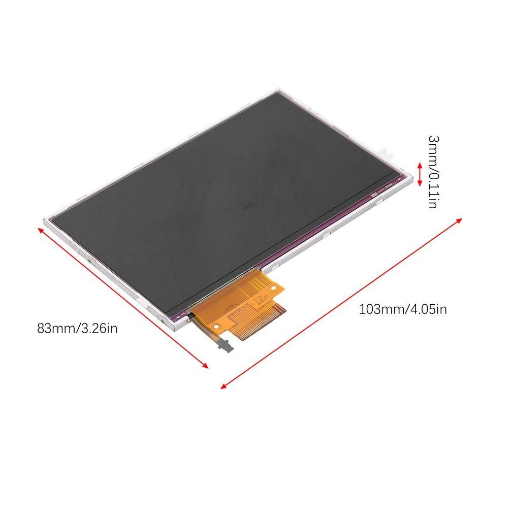 ЖК-дисплей подсветки ЖК-дисплей Экран части для Оборудование для psp 2000 2001 2002 2003 2004 консоли Экран Экран s Профессиональная Точная конструкция