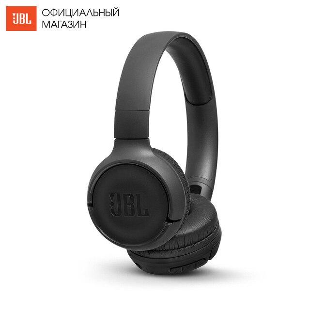 Earphones & Headphones JBL T500BT Portable Audio headset Earphone Headphone Video with microphone