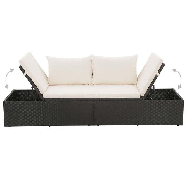 Garden Lounge Bed 4