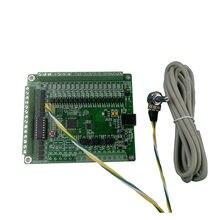 CNC MACH3 3-eixo USB placa de controle 500kHz cartão de Controle da máquina de gravura do CNC placa de Interface (PNP versão)