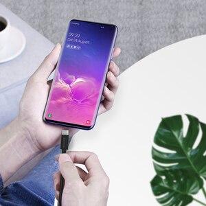 Image 2 - CHOETECH USB Type C chargeur câble pour xiaomi mi 8 Samsung Charge rapide 3.0 USB C câble de Charge rapide USB type c fil pour Huawei