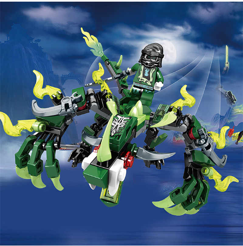 136Pcs Dragon Ball Ninjago Building Blocks Set Starwars LegoINGLs Creatore Brinquedo Mattoni FAI DA TE Giocattoli Educativi per I Bambini