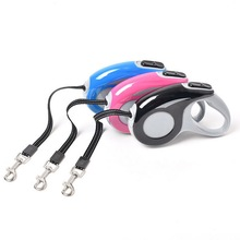 High Quality 3M/5M Automatic Retractable Pet Dog Leash Flexible Dog Puppy Cat Traction Rope Belt Dog Leash for Small Medium Dogs high quality puppy dog automatic telescopic traction rope