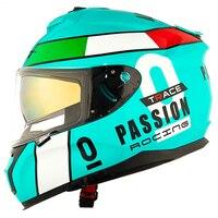 GXT 헬멧 오토바이 풀 페이스 모토 헬멧 탄소 섬유 더블 바이저 레이싱 모토 크로스 헬멧 카스코 모토 헬멧 오토바이 DOT