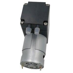 Image 1 - 80Kpa Mini Pompa A Vuoto DC 12V Piccola Pompa A Vuoto di Aspirazione Pompa A Membrana Micro Pompa A Vuoto 12L / Min