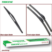 цена на Front And Rear Wiper Blades For Nissan Primastar 2002 Onwards  Windshield windscreen Wiper Auto Car Styling 24+21+16