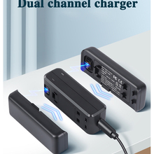 Battery-Charger Camera-Accessories Insta for One/r 1-Inch/360-Mod Edition IS360RB