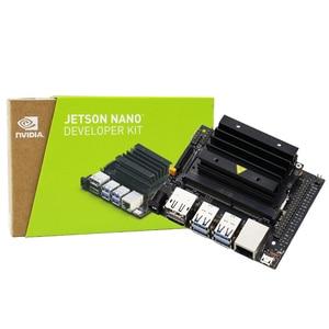 Image 4 - Nvidia Jetson Nano geliştirici kiti küçük güçlü bilgisayar AI geliştirme desteği çalışan çoklu nöral ağlar paralel