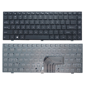 OVY US laptop keyboard for Smartbook 141s psb141s for Jumper EZbook 3L Pro EZbook 3 Plus P/N:PRIDE-K2381 343000041 KB hot sale(China)