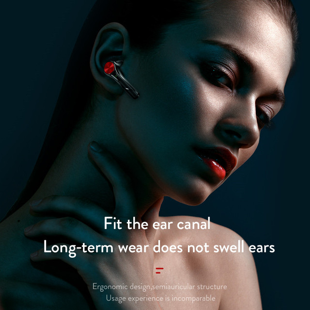 Seed EST tws słuchawki bezprzewodowe bluetooth 5.0 1200mah 50 godzin przechowywanie baterii słuchawki IPX4 wodoodporne dla iphone android