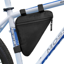 Pouch Frame-Holder Handlebar Bicycle-Bag Front-Tube-Frame Bike Triangle Waterproof LISM