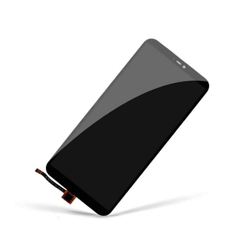 الثيران ل Xiaomi Redmi 6 6A LCD مجموعة المحولات الرقمية لشاشة تعمل بلمس Redmi6A 5.45 ''عالية الجودة استبدال شاشة الكريستال السائل أدوات مجانية