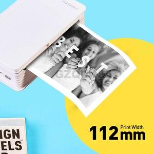 Image 2 - Paperang C1 Max 112mm Mini Tasche Foto Thermische Drucker Tragbare Thermische Bluetooth Drucker Für Mobile Android iOS Telefon Windows