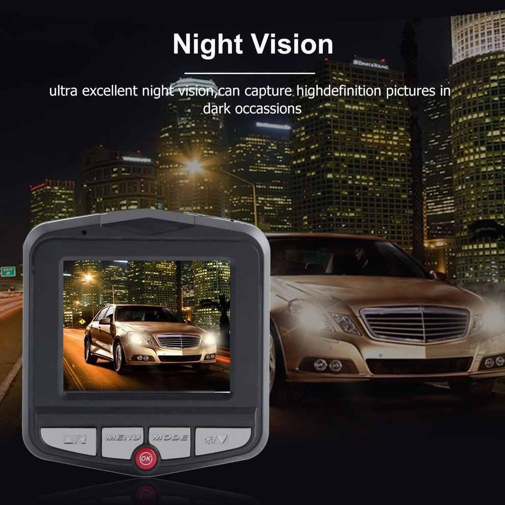 2.4Inch Full HD 1080P Cho Xe Hơi Máy Quay DVR Xe Camera Ghi Dash Cam Cảm Biến