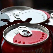 Savers 5pcs Can-Caps Convert-Soda Tops Free-Sealer Snap-On Cold-Beverage Dust Creative