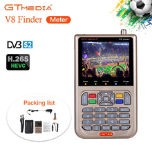 GTMEDIA v8 finder meter Satellite TV Receiver Digital finder