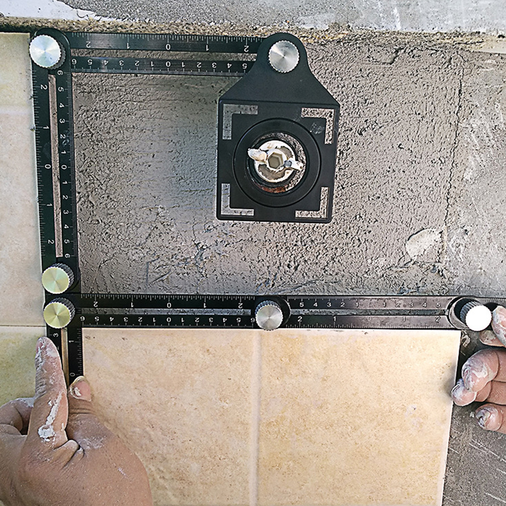 Tile Hole Locator Aluminum…