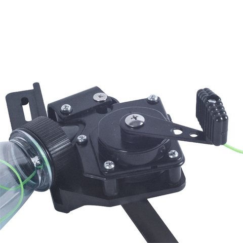 arco recurvo bowfishing carretel kit 40