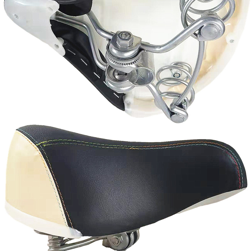 Electromobile Saddle Electric Bicycle Holders Seat Box Thick Extra large Bicycle Saddle|Bicycle Saddle| |  - title=