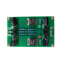 LT1963A LT3015 חיובי ושלילי מתח DC DC דיוק רעש נמוך ליניארי מוסדר אספקת חשמל עבור Preamp DAC