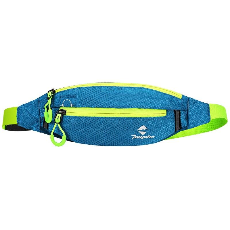 Hot HG-Jogging Waist Bag Travel Pocket Key Wallet Pouch Phone Holder Chest Marathon Bag Waterproof Nylon Sports Running Pockets