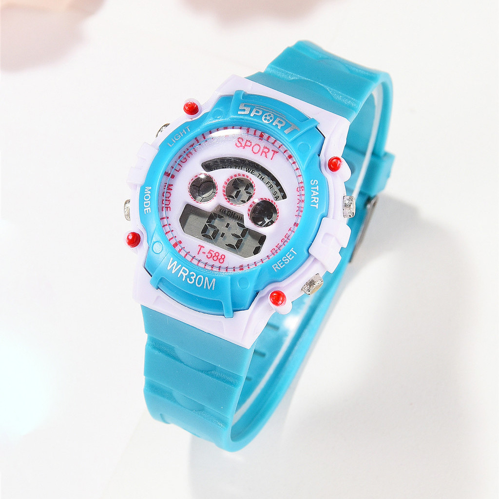 children's watch with gps New Trend Fashion Children's Sports Watch Fashion Electronic Children's Watch children's watch
