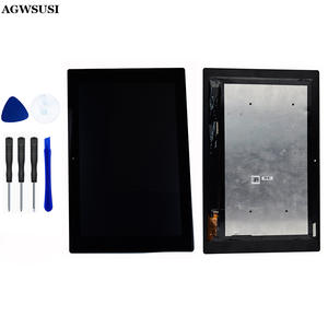 Panel Touch-Screen Tablet Z2 SGP541 Sony Xperia Digitizer Lcd-Screen-Replacement Lcd-Display
