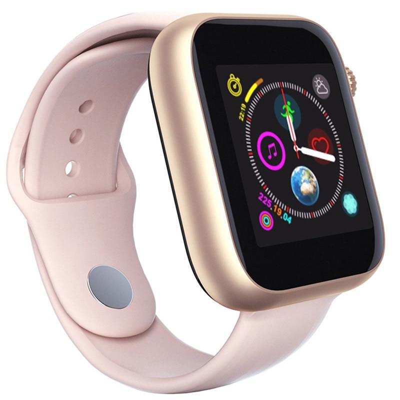 Smart Watch SIM Card TF Call Talk Band Bluetooth Phone Camera Smart Bracelet Wrist band For Men women PK GT08 For APPLE phone