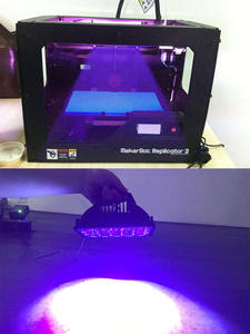 Curing-Lamp Printing-Machine Ultraviolet-Light Cure-Oil 3d-Printer Silk-Screen 365nm