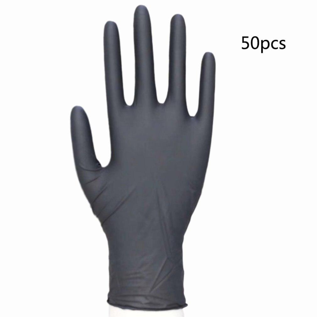 Disposable Nitrile Gloves Anti-static Gloves Examination Nitrile Gloves  Disposable  Working  Gloves