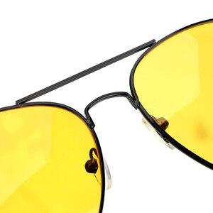Image 5 - Nachtsicht Gelb Objektiv Lesebrille lupe Für Frauen Männer High Definition Presbyopie Pilot Fahren Sonnenbrille + 1,0 ~ + 4 N5