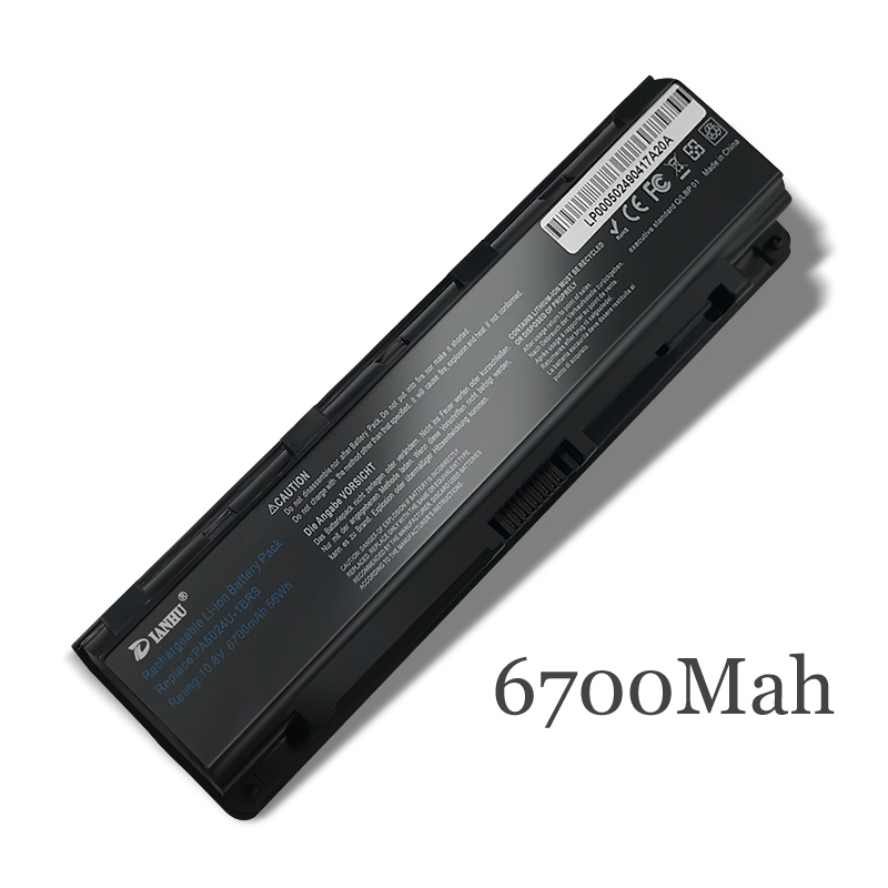 New Replacement Laptop Battery Internal For <font><b>Toshiba</b></font> <font><b>L800</b></font> M800 M805 C805 L830 L850 PA5024U C850 L855 image
