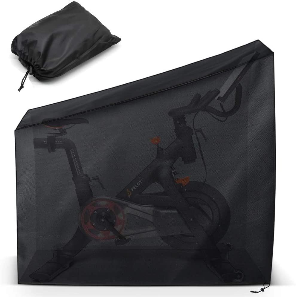 Упражнения велотренажер для Peloton, вертикально крытый Велоспорт защита, защита от пыли/Водонепроницаемый Солнцезащитная спиннинг велосипед...