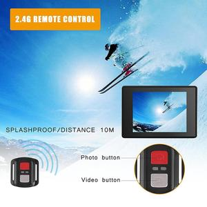 Image 3 - Ultra HD 4K Action Camera WiFi Remote Control Sports Video Camcorder DVR DV Go Waterproof Pro Camera 2 inch Touch Screen Cam