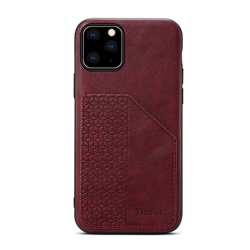 Luxury Leather Card Holder Case for iPhone 11/11 Pro/11 Pro Max 12